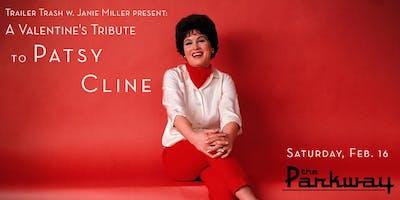 """Trailer Trash & Janie Miller Present: \""""A Patsy Cline Valentine\"""""""