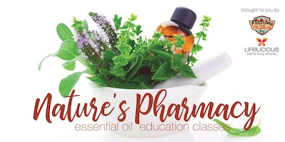 Non-toxic Cleaning Essential Oil Education
