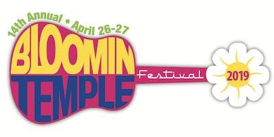 2019 Bloomin' Temple Festival-FOOD Vendors