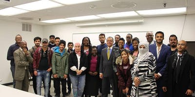 Washington Adventist University President's Scholarship Reception