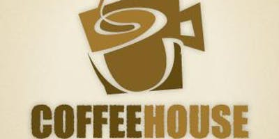 Coffeehouse - Friday, 1/25 at 7:00 p.m.