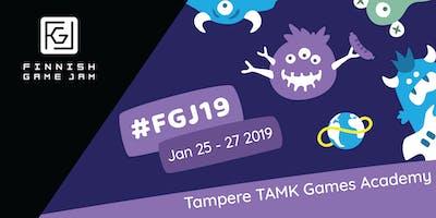 FGJ Tampere TAMK Games Academy