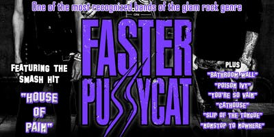 SleazeFest on the Rez w/Faster Pussycat