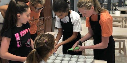 Great American Kid Bakers: Cupcake Camp