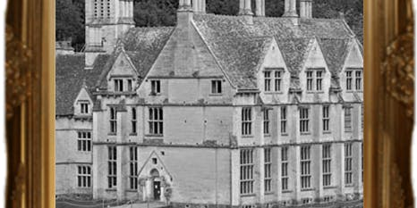 GHOST HUNT - Woodchester Mansion  - Friday 22nd November 2019