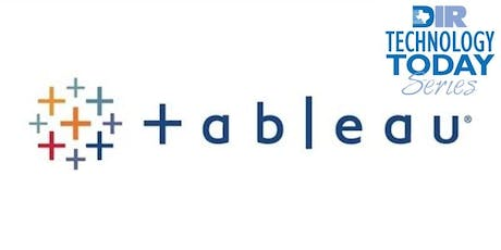 Introductory Workshop on Tableau Desktop & Tableau Server tickets