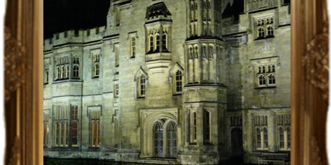 GHOST HUNT - Margam Castle - South Wales - Saturday 23rd November 2019