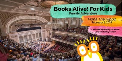 Books Alive! Family Adventure with CSO!