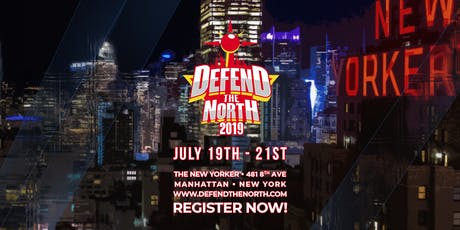 Defend The North 2019 tickets