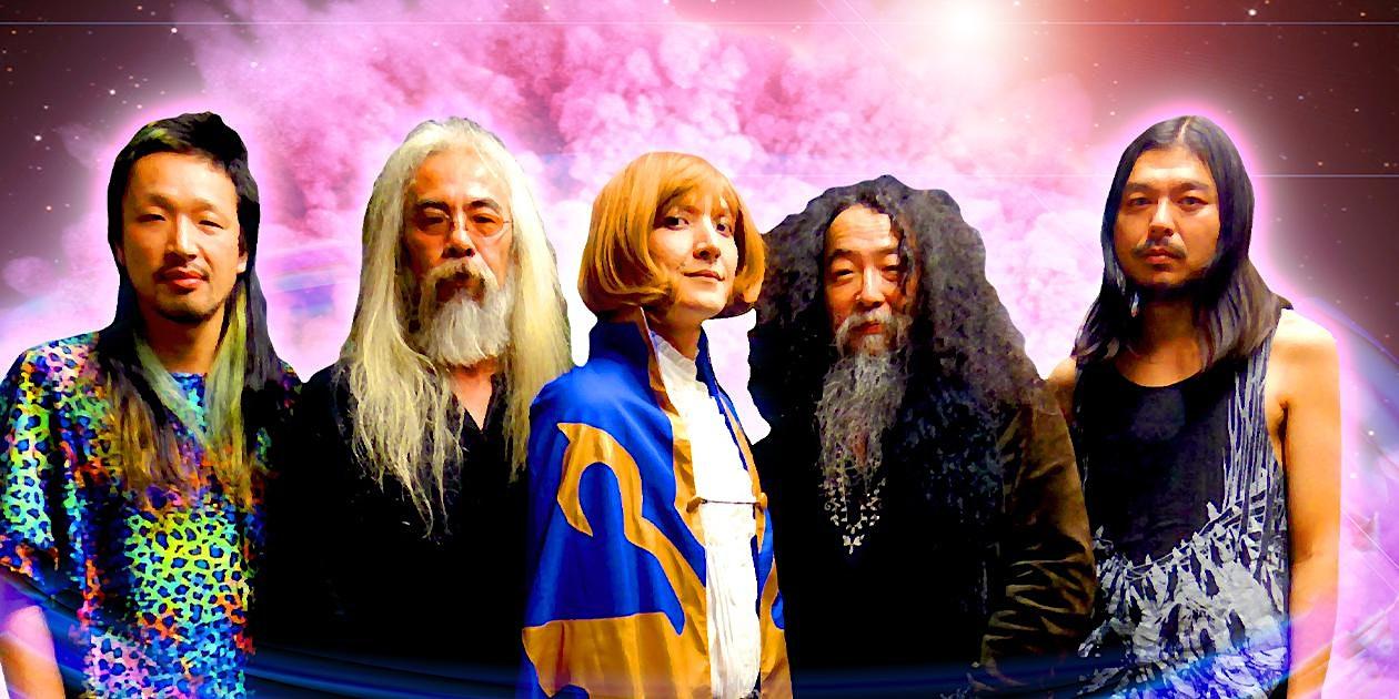 California Flashback Night 1 Feat. Acid Mothers Temple