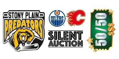 Hockey Night Fundraiser, Battle of AB, Live music, Amazing prizes! 50/50!