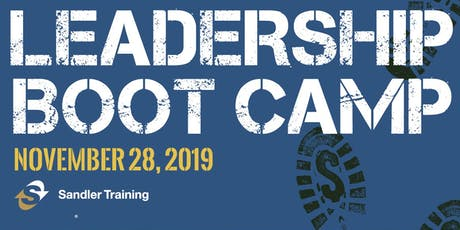 Leadership Boot Camp tickets