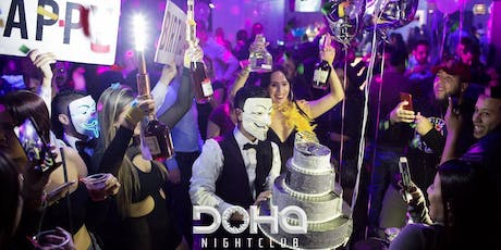 Saturday Queens #1 Party Continues at Doha Nightclub tickets