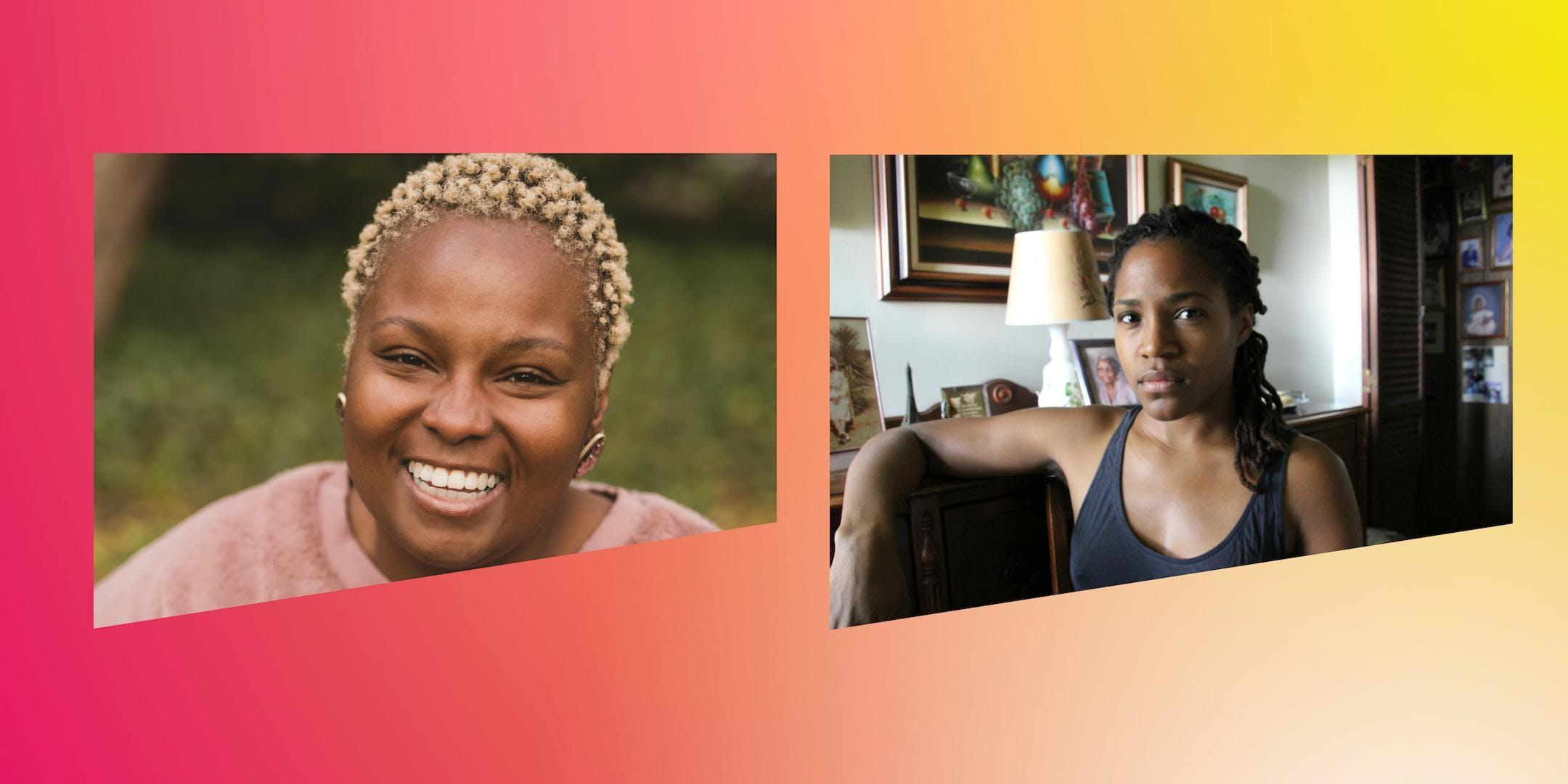 Literary Landscapes: Keeonna Harris & Saretta Morgan