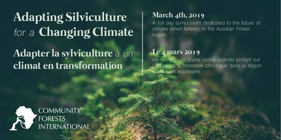 Adapting Silviculture for a Changing Climate
