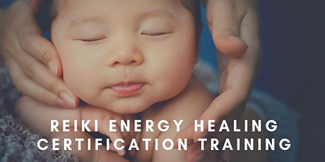 Online Reiki Energy Healing Certification Level 1 with Attunement and Q&A (phone or Skype) tickets