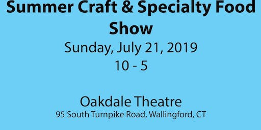 Summer Craft & Specialty Food Show