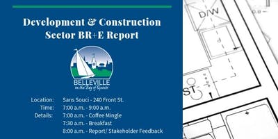 Development & Construction Sector BR&E Report Breakfast