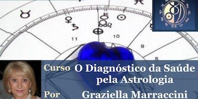 CURSO: O DIAGNÓSTICO DA SAÚDE PELA ASTROLOGIA
