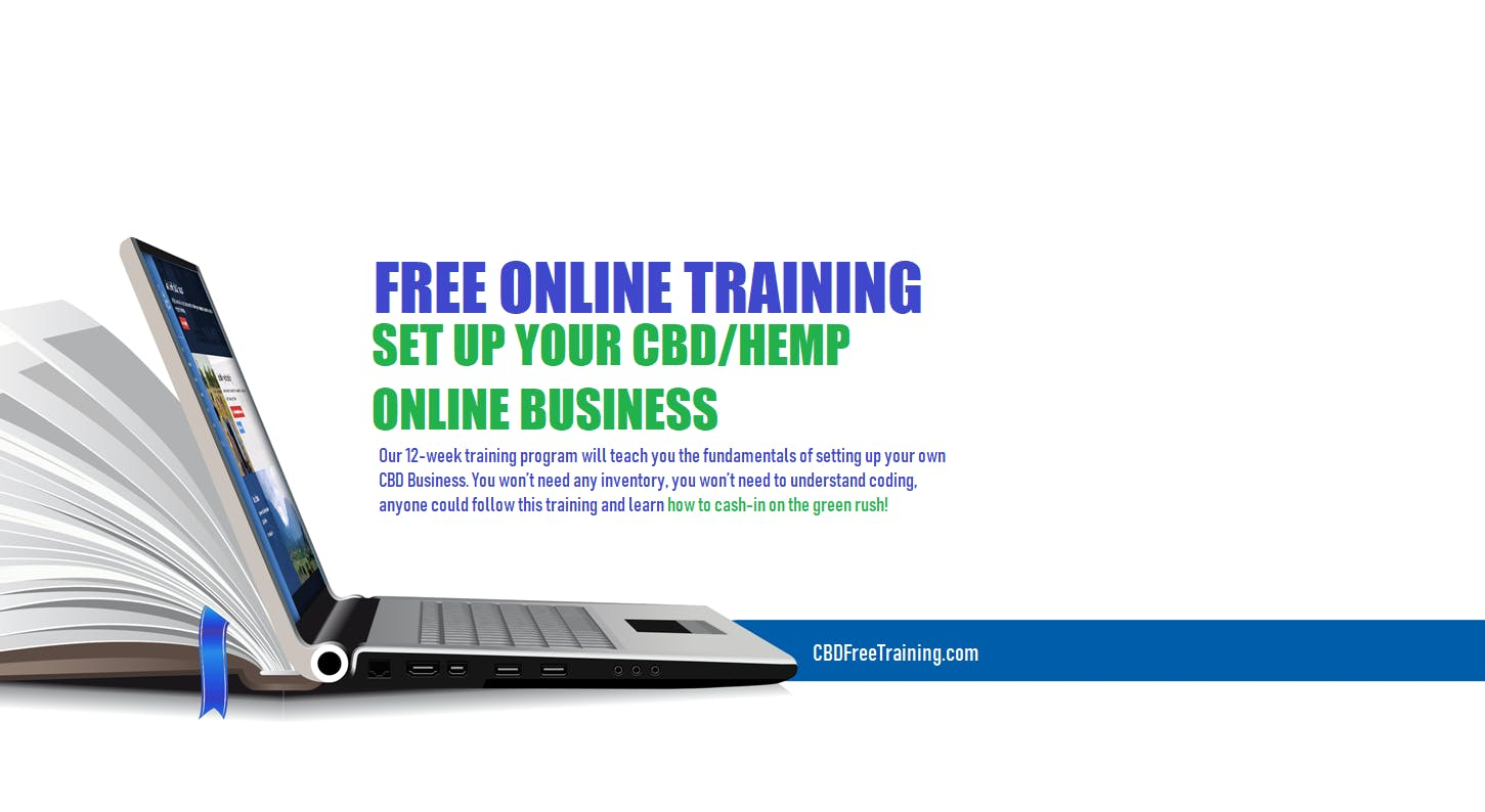 FREE TRAINING on CBD/HEMP Oil Business - Tucs