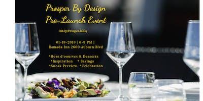 Prosper By Design Pre-Launch Event