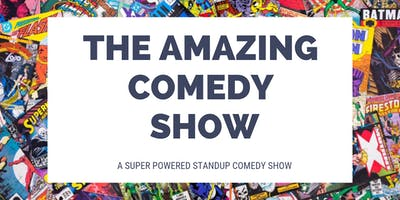 The Amazing Comedy Show - Live Standup Comedy