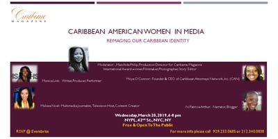 Caribbean Women In Media