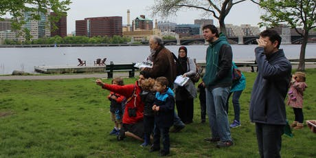 Guided Wildlife Tour on the Esplanade tickets