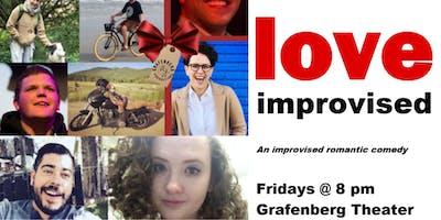 Genre-ly Speaking presents Love Improvised