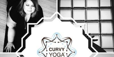 Fat Girls Hiking, Chicago:  Curvy Yoga with Mishelle O'Regan