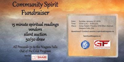 Community Spirit Fundraiser