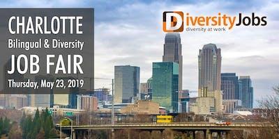 Charlotte Bilingual & Diversity Job Fair