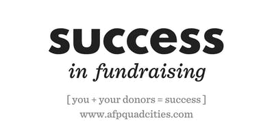 2019 Success in Fundraising Conference