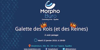 Galette des Rois made in Morpho