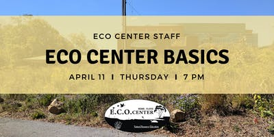 ECO Center Basics