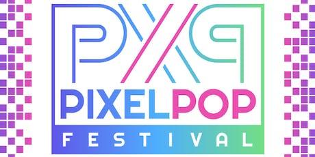 PixelPop Festival 2019 tickets