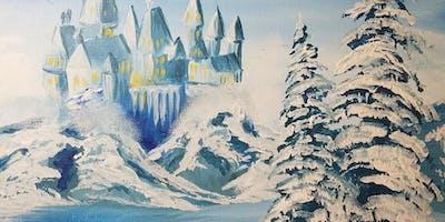 Harry Potter Paint Night