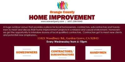 Home Improvement in Orange County