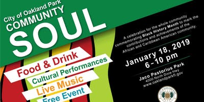 Oakland Park Community Soul featuring Pocket Change Band
