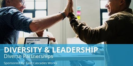 Diversity & Leadership: Diverse Partnerships tickets