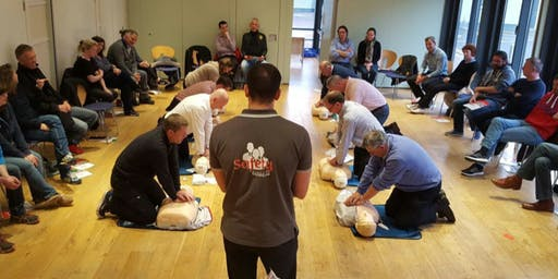 Sports First Aid Course - info@safetysquad.ie