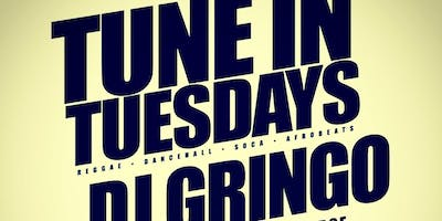 TUNE IN TUESDAYS RETURNS JAN 15 2019 10PM-4AM WITH THAT AFRO-CARIBBEAN VIBE