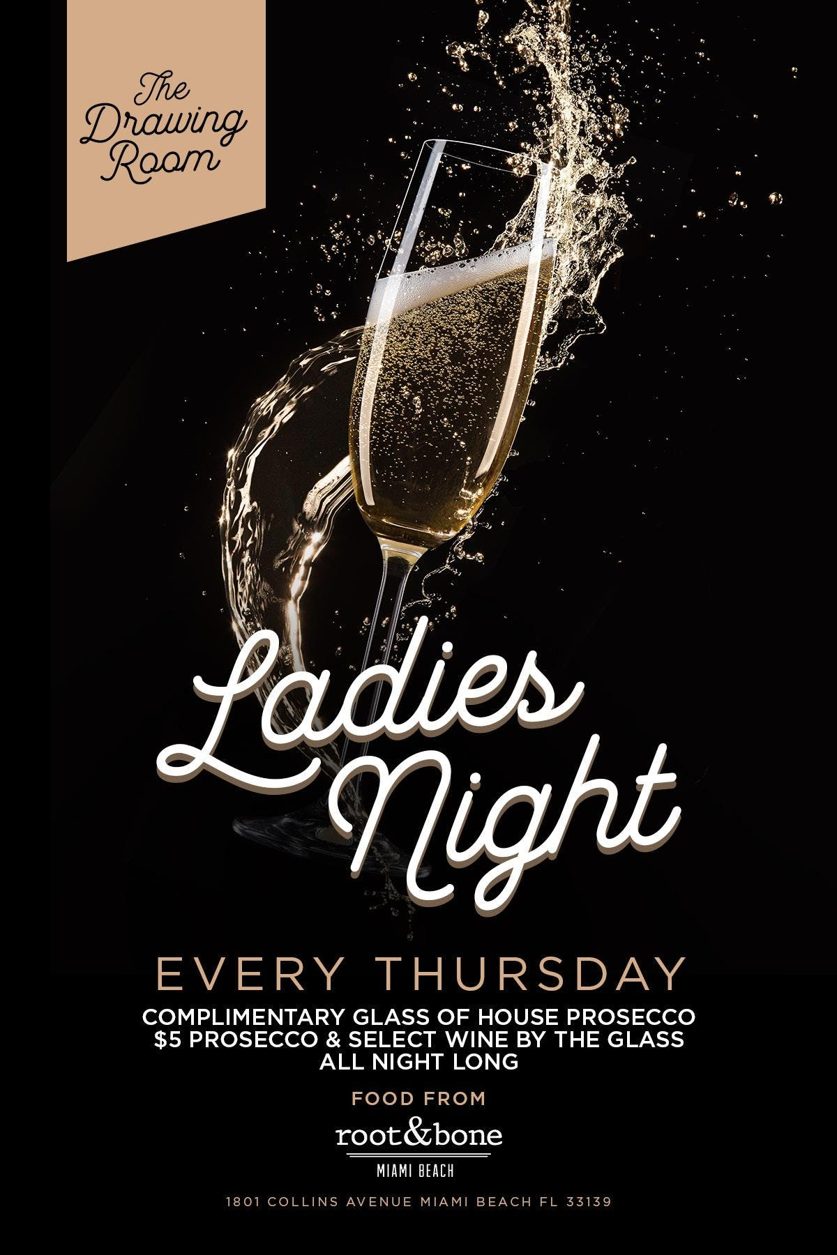 Ladies Night at Shelborne South Beach