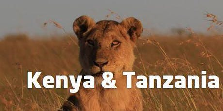 New Year's 2020 Adventure Safari in Kenya and Tanzania tickets