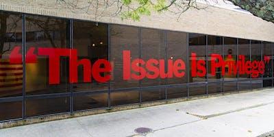 Activism Intersecting Art