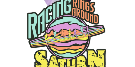 FREE SIGN UP: Racing Rings Around Saturn Running & Walking Challenge 2019 -Arlington tickets