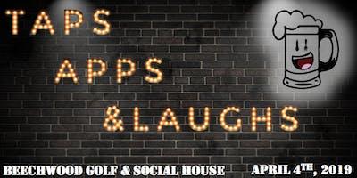 Taps, Apps & Laughs