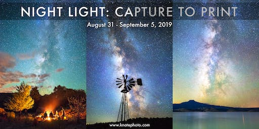 Night Light: Capture to Print