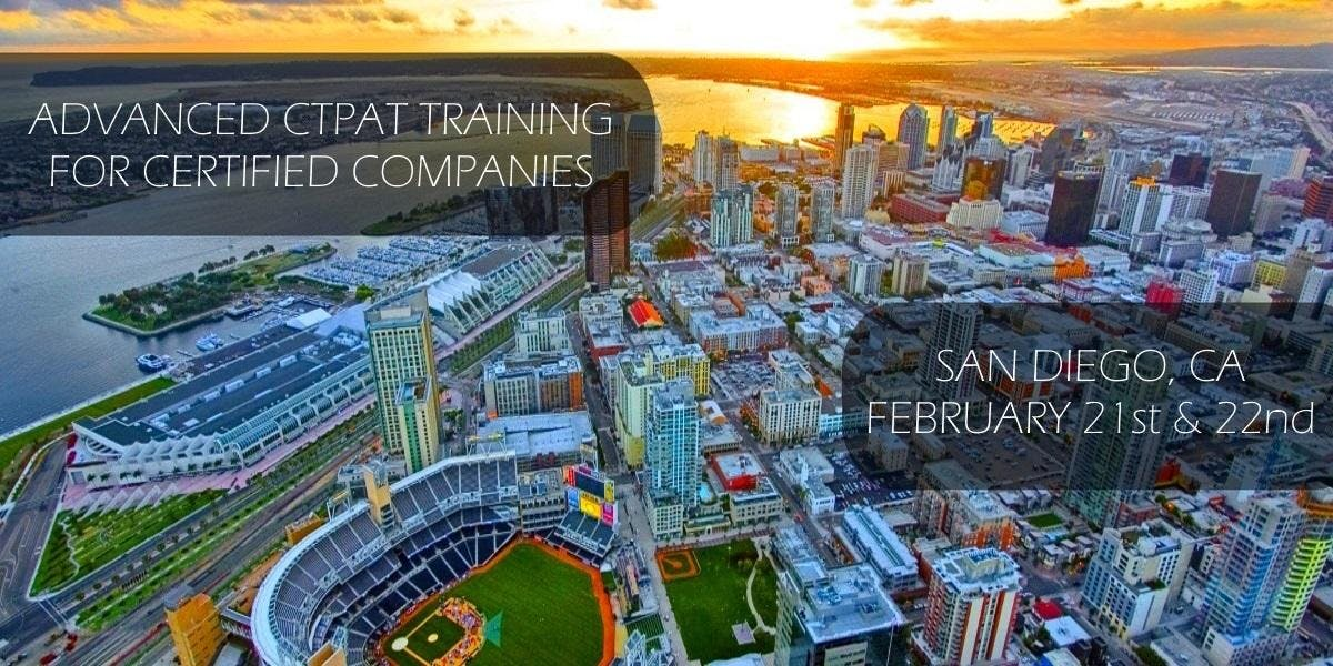 Advanced CTPAT Training for Certified Compani