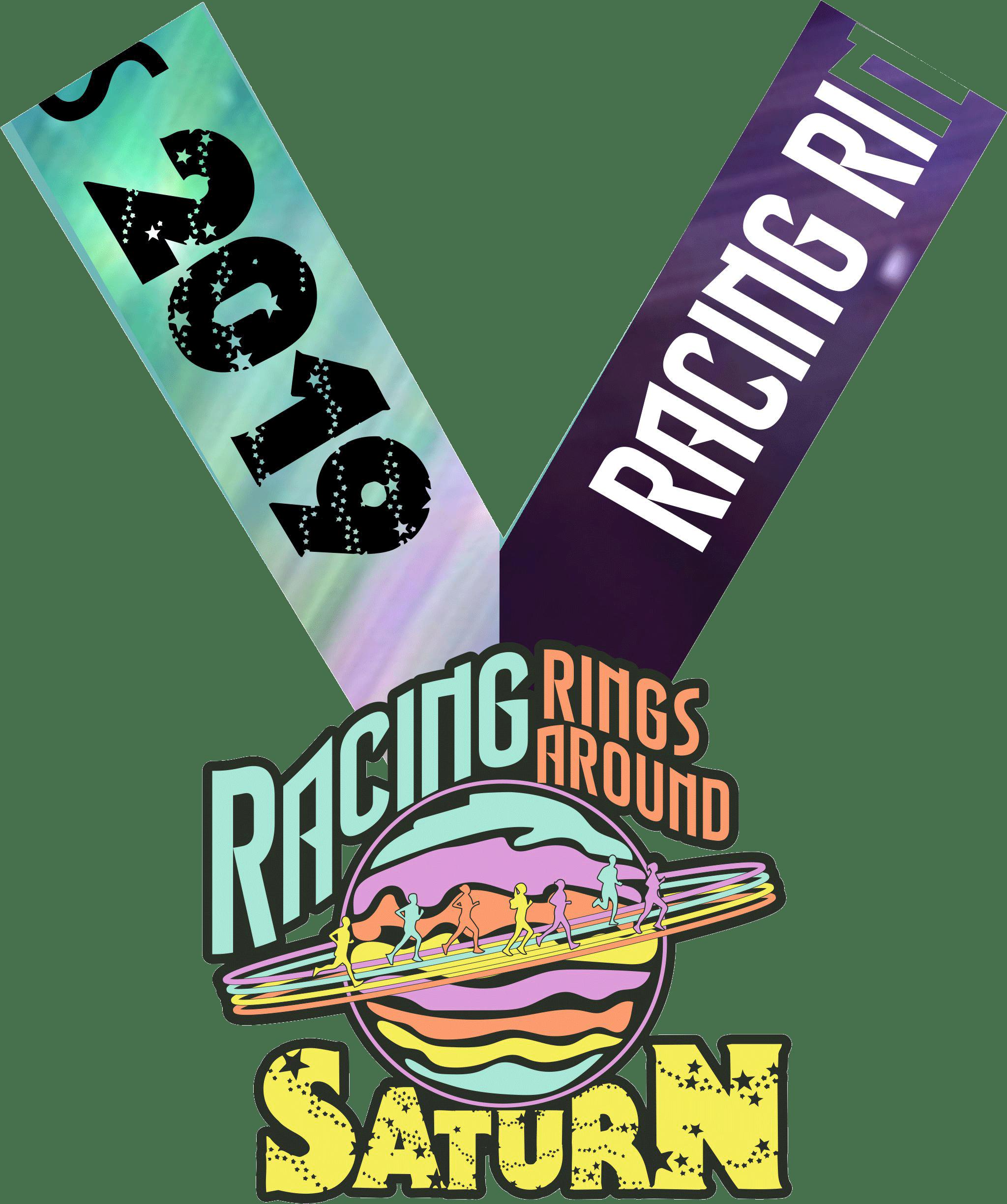 FREE SIGN UP: Racing Rings Around Saturn Running & Walking Challenge 2019 -Scottsdale